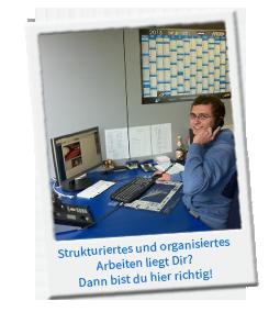 Strukturiertes und organisiertes Arbeiten liegt Dir? Dann starte jetzt Deine Ausbildung zum Bürokaufmann/ zur Bürokauffrau!