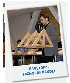 Freie Ausbildungsplätze im Baustoff-Fachhandel