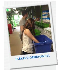 Jetzt Ausbildung im Elektrogroßhandel beginnen!