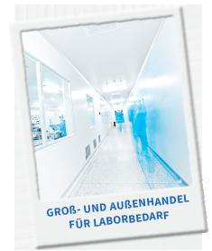 Wir bieten viele Ausbildungsplätze im Bereich Laborbedarf-Großhandel an!