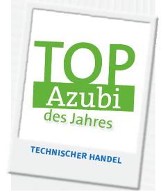 Die Ausbildung im technischen Handel: TOP Azubi des Jahres bekommen!